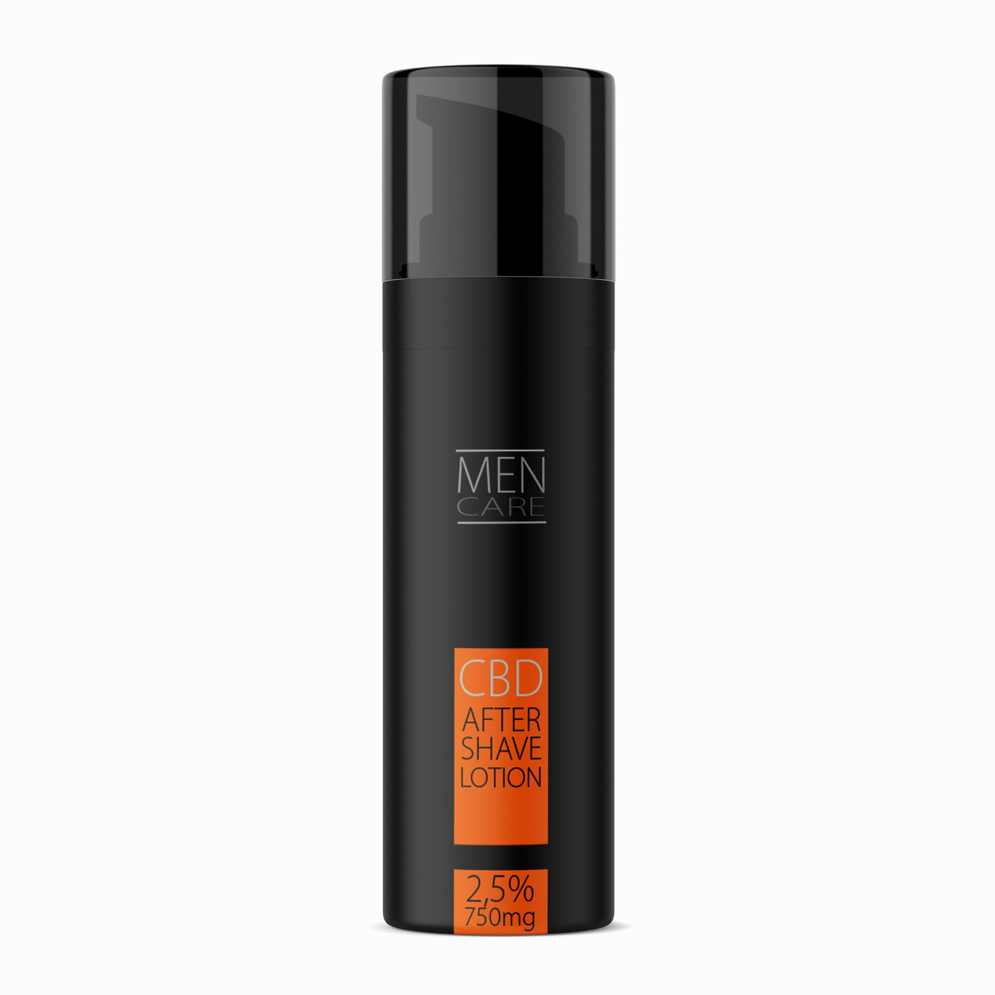 CBD-Aftershave-Lotion 2,5%